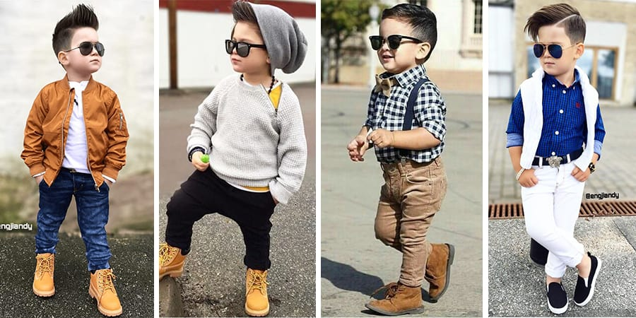 b5a0cea1a This Month s Best Street Style Looks of boy Kids Fashion - The Day ...