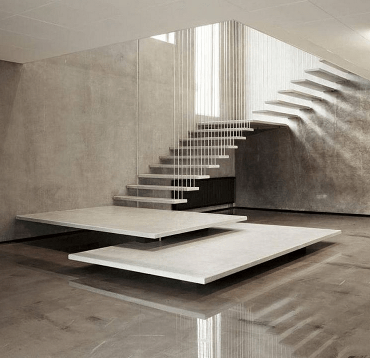 15 Residential Staircase Design Ideas: 15 Futuristic And Unique Stair Design Ideas For Your