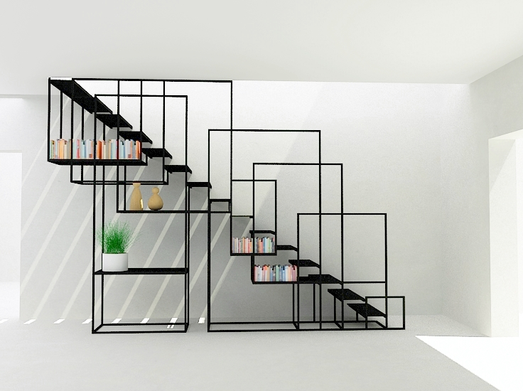 15 Futuristic And Unique Stair Design Ideas For Your Modern Home