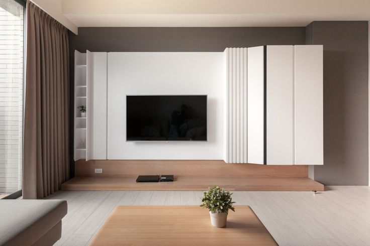 10 Greatest TV wall unit ideas for your home - The Day Collections