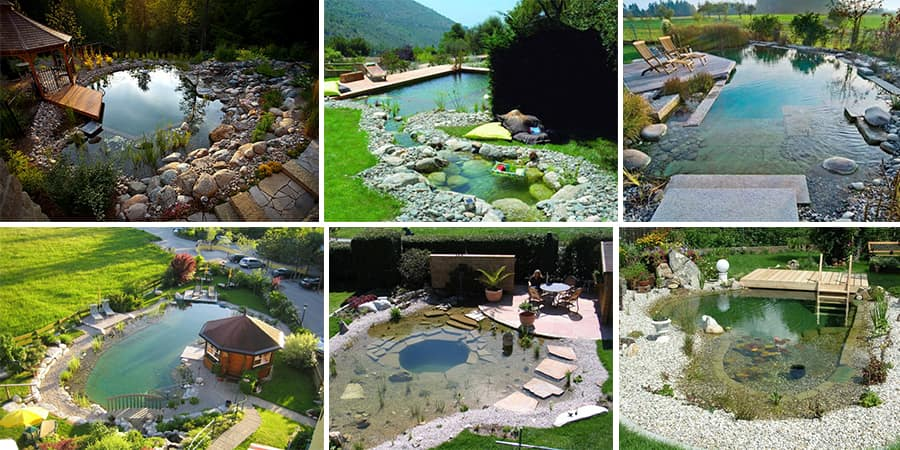 12 Enchanting Natural Swimming Pools Design Ideas For Your Living