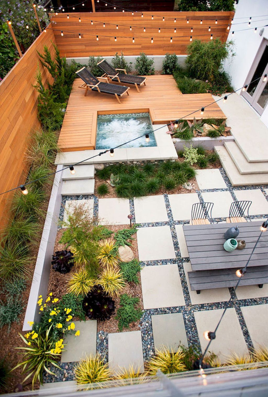Small Backyard Landscaping Ideas on a Budget 20   The Day Collections